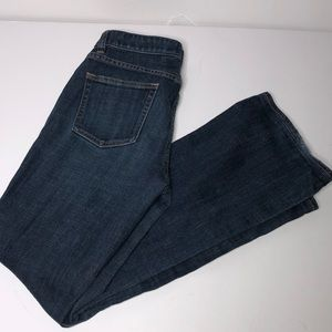J Crew Bootcut Boot Cut Dark StretchJeans 28x30